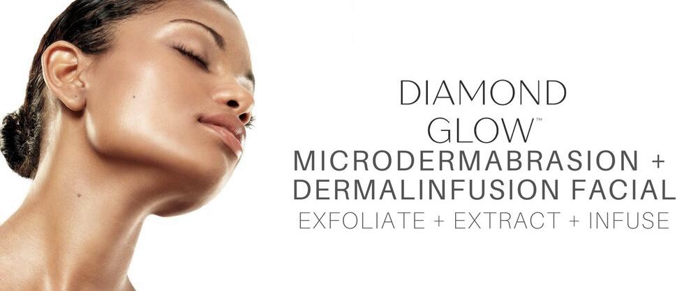 pittsburgh diamond glow facial