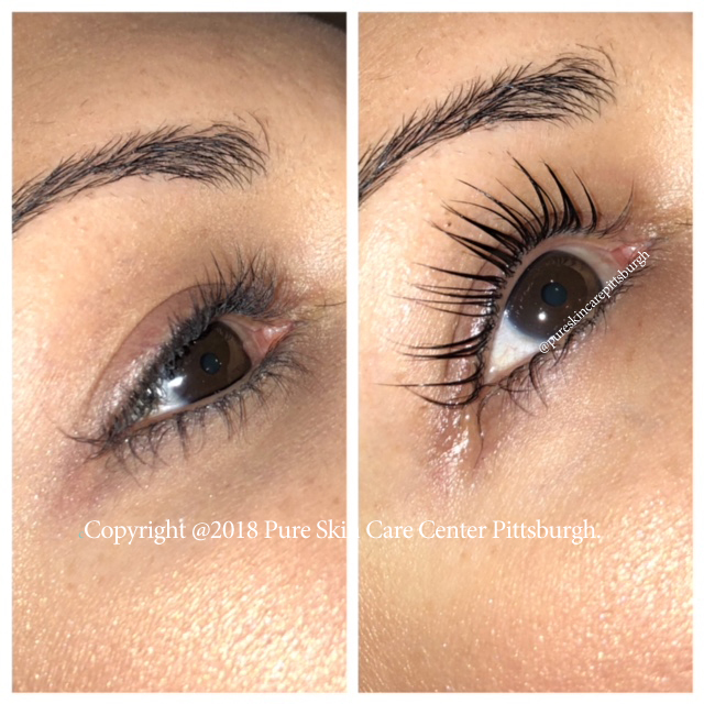 Yumi Lash Lift In Pittsburgh Robinson Township Pa
